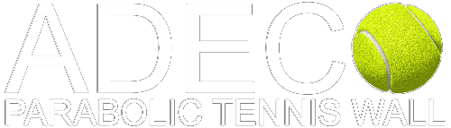 Adeco – Parabolic Tennis Wall and Automation